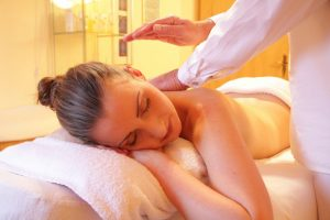 massage in Katwijk